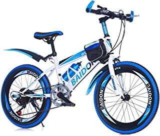 ZTBXQ Sports Gift ldeas Freestyle Bicicletas para niños Bicicleta de montaña para niños Bicicleta de montaña de Velocidad ...