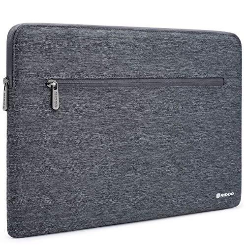 NIDOO 14 Zoll Wasserdichtem Laptop Sleeve Tasche Schutzhülle Hülle für 13.5