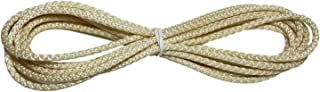 True Choice Replacement Cord Loops Fits All Major Brands Like Hunter Douglas, Levolor, Kirsch, Graber, Bali, Used On Most Cellular and Pleated Shades - Color Vanilla (1, 4 Ft)