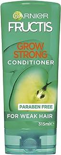 Garnier Fructis Grow Strong Conditioner for Stronger Hair, 315ml