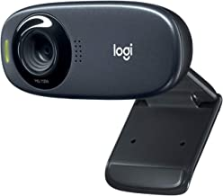 لوجيتك C310 كاميرا ويب اتش دي - اسود
