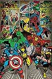 1art1 Marvel Comics - Superhelden Poster 91 x 61 cm