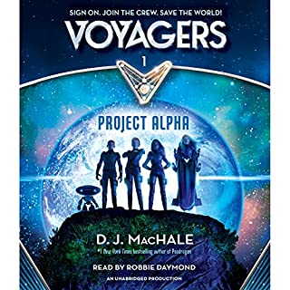 Voyagers cover art