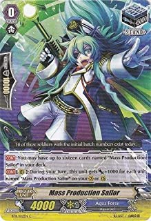 Cardfight!! Vanguard TCG - Mass Production Sailor (BT11/102EN) - Seal Dragons Unleashed