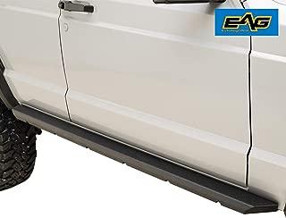 EAG Steel Running Boards Nerf Bars Step Bars