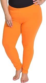 Best plus size orange pants Reviews