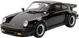 GT Spirit Model Car Porsche 911Turbo S, GT1781: 18Scale, Black