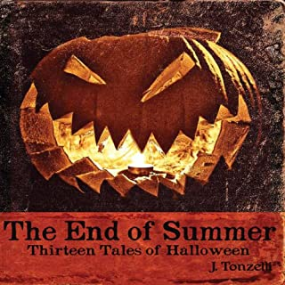 scary halloween stories audiobook com the end of summer cover art