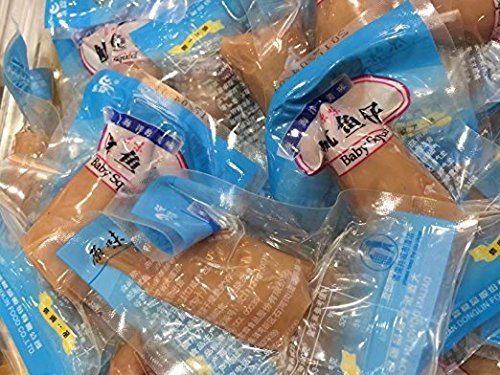 Vakuum verpackt Meeresfrüchte Squid Snack 1 pound 454 grams from China Sea