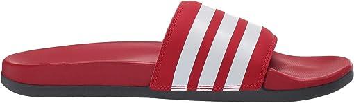 Scarlet/Footwear White/Grey Six