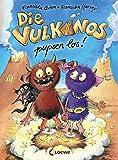 Die Vulkanos pupsen los! (Band 1): Lustiges Erstlesebuch für Kinder ab 7 Jahre