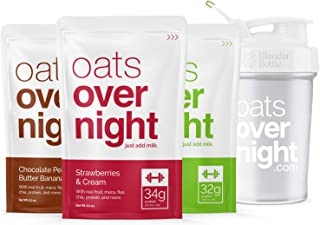 Best oats overnight ingredients Reviews