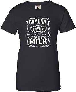 Womens Tormund's Giant's Milk T-Shirt