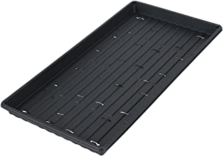MICROGREEN Trays with Holes - Shallow Trays for Microgreens (50)