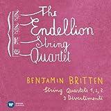 String Quartets/Divertimenti - B. Britten