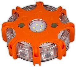 Powerflare Plus rood LED signaallicht incl. oplader
