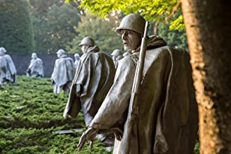 Gifts Delight Laminated 36x24 inches Poster: Korean War Memorial Washington Dc Soldiers Army Statues National Mall Remembrance Honor
