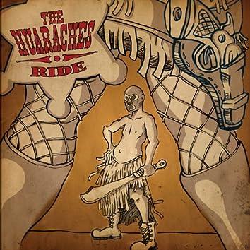 The Huaraches Ride!