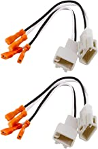 (2) Pair of Metra 72-8104 Speaker Wire Adapters for Select Toyota Vehicles - 4 Total Adapters