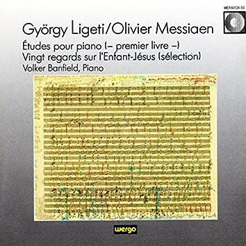 Études Pour Piano - Vingt Regards Sur l'Enfant-Jésus