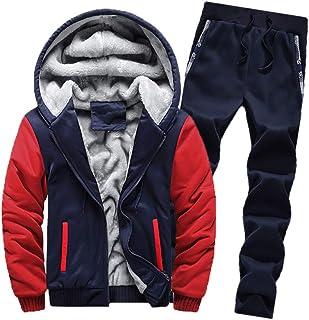 Berrywho Autunno 2 Pezzi Sportwear Set Uomo Abbigliamento Uomo Felpe Casual Pants 3D Stampato con Cappuccio Mens Tuta