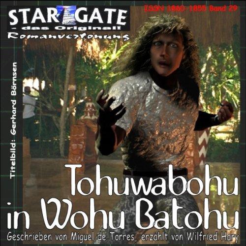Tohuwabohu in Wohu Batohu audiobook cover art