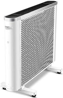 Calefactor Convector Humidificación Apariencia Delgada Control Temperatura Inteligente Tiempo 12h Película Calefactora Eléctrica De Silicio Tres Modos Funcionamiento Bajo Consumo