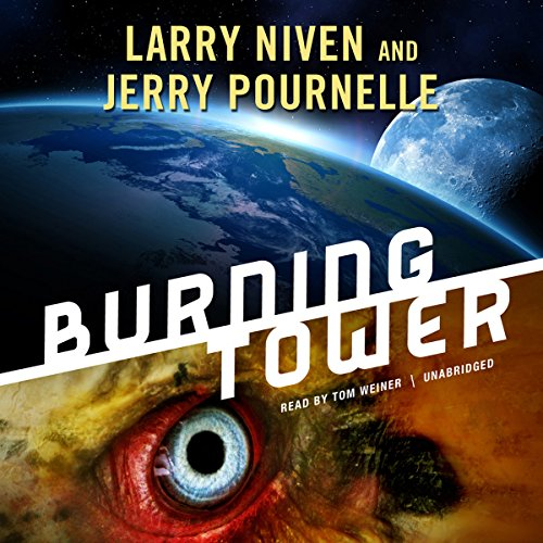 Burning Tower cover art