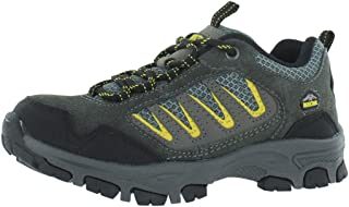 Pacific Trail Alta JR Hiking Boots Kid's Shoes Size 6 Grey