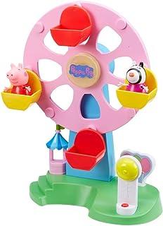 Peppa Pig Ferris Wheel With Light & Sound Includes Peppa & Zoe Figures