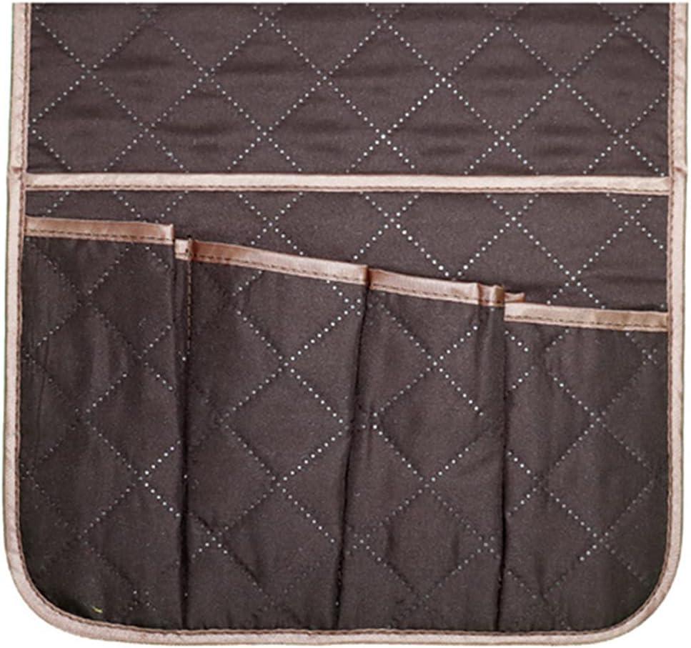 Haonan Max 55% OFF Multi-Pockets Sofa Handrail Organizer Bag Couch Armrest Max 75% OFF S