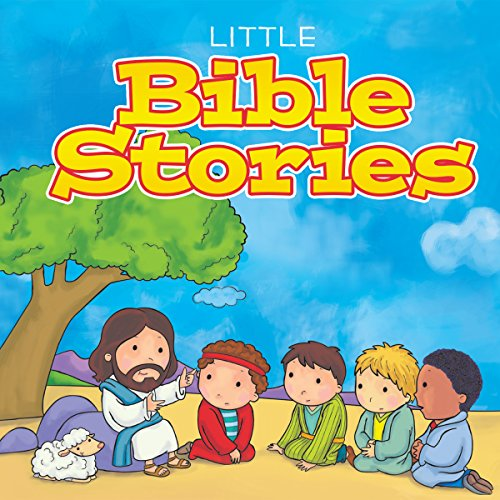 Little Bible Stories audiobook cover art