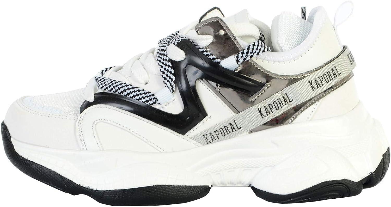 正規店 Kaporal Women's Sneakers 店内全品対象 Low-Top
