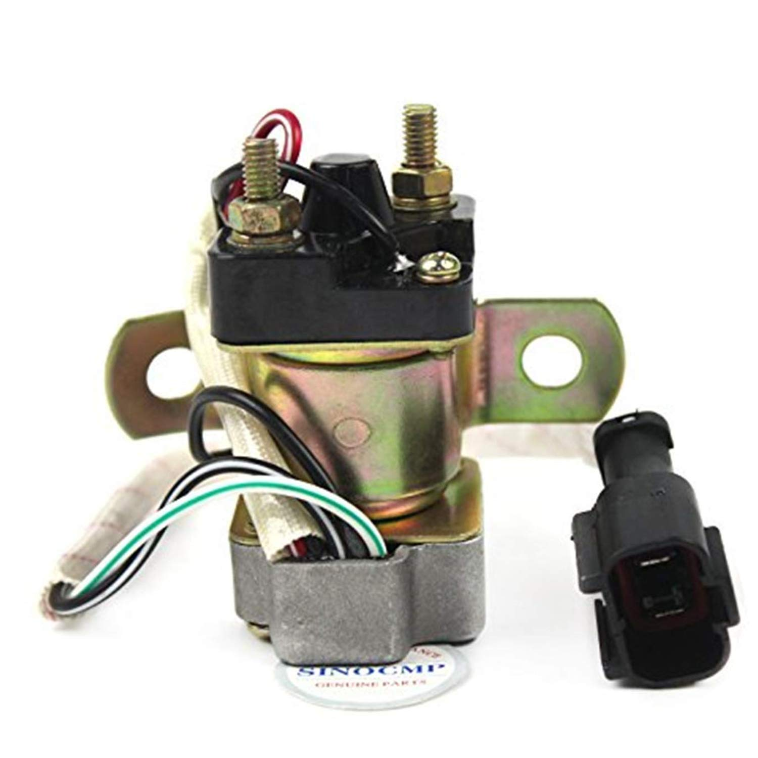 Starter Relay 600-815-8940 600-815-8941 specialty shop 24V SINOCMP Don't miss the campaign - Swit