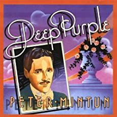 Deep Purple and Other Piano Solos From the 1920s and 1930s