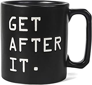 JOCKO WHITE TEA MUG (GET AFTER IT.)