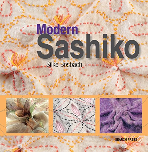 Modern Sashiko: Beautiful embroidery combing the modern with the traditional