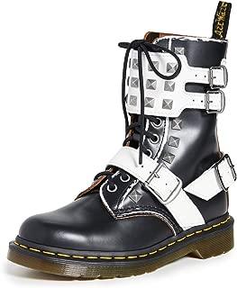 Women's Joska Stud 10 Eye Boots