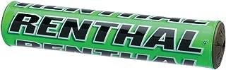 Renthal Orange Cycle Parts Green SX Supercross/Motocross MX Handlebar Pad (240mm/10in) P211