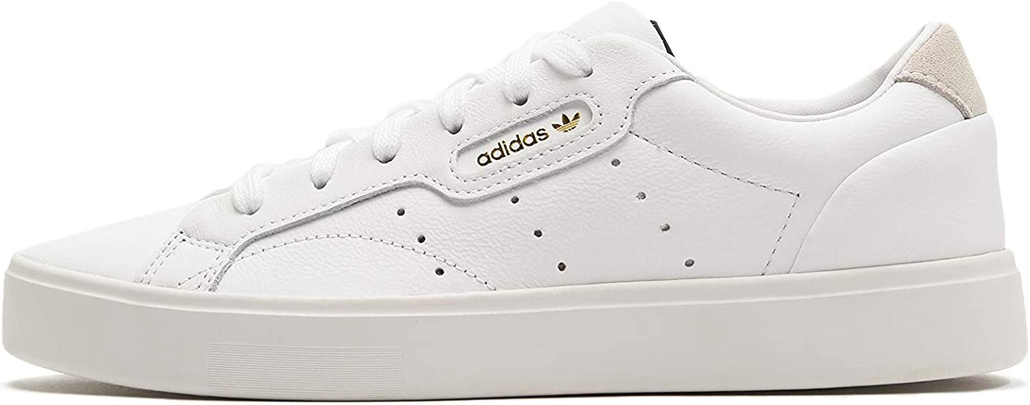 Adidas Originals Damen Turnschuhe Sleek weiß 42 42 42 2 3  394777
