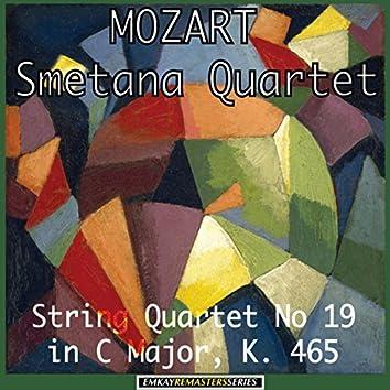 Mozart: String Quartet No. 19 in C Major, K. 465 (Remastered)