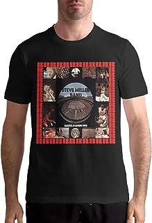 e8d8556e7ebe8 Steve Miller Band Men s T-Shirt 100% Cotton