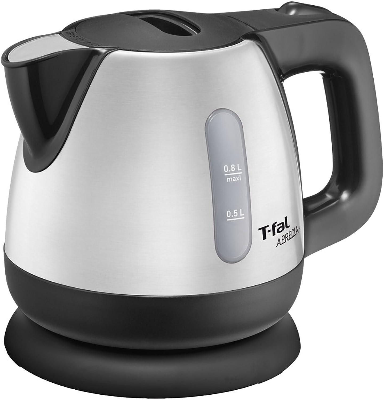 T-FAL electric kettle  Apureshia plus  (0.8L) Metallic black BI805D70