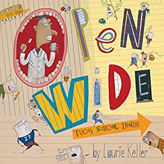 Open Wide Tooth School Inside cover art