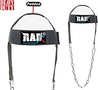 RAD Neck Head Harness for Resistance Training Neck Exercise