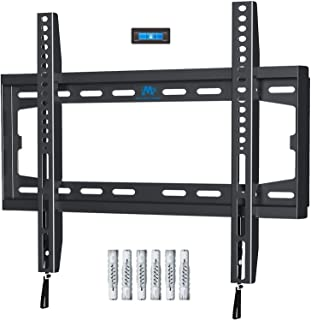 Mounting Dream TV Wall Bracket Fixed Mount Ultra Slim for Most 26-55 Inch LED, LCD, OLED and Plasma TVs up to VESA 400x400...
