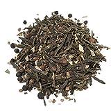 Aromas de Té - Té Chai Verde - Con Té verde, Semillas de Cardamomo, Jengibre, Pimienta Negra, Clavos, Canela y Menta - Energizante - Antioxidante - Sin Gluten - 100 gr.