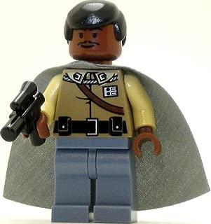 LEGO Star Wars Minifig Lando Calrissian General Outfit