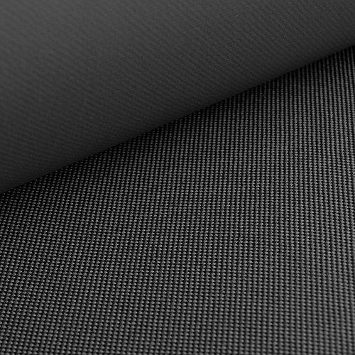 Cordura® Protect - Tela de poliamida extremadamente robusta 1000 den- Resistente al viento e impermeable - Por metro (gris oscuro)