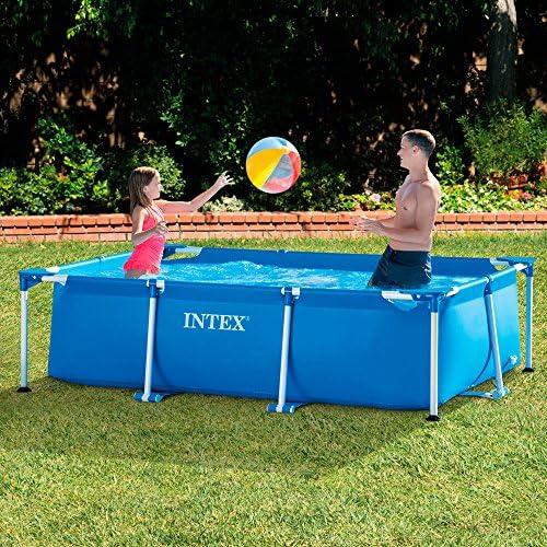 Intex 28271NP Small Frame - Piscina desmontable, 260 x 160 x 65 cm, 2.282 litros 2